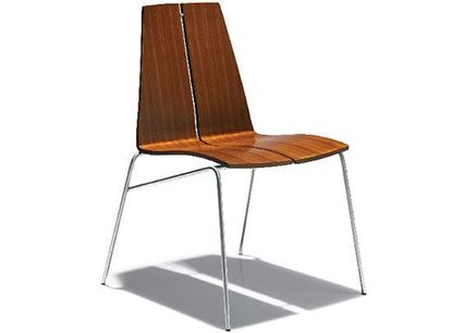 Picture of Exposed Chair Shell