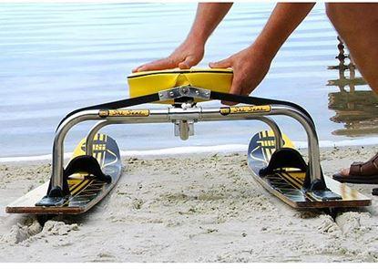 Curved Water Ski
